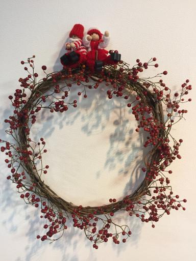 自宅でクリスマスパーティー_c0223630_12102729.jpg