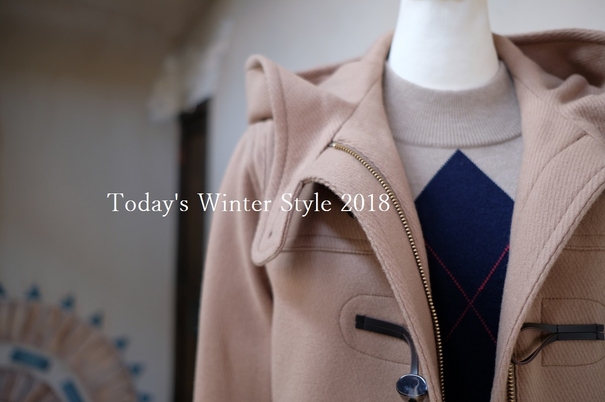 """Today\'s Winter Style 2018...12/26wed\""_d0153941_16242085.jpg"