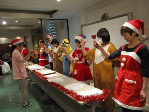 2018年12月25日 緑陽館 クリスマス会_e0163042_16142217.jpg