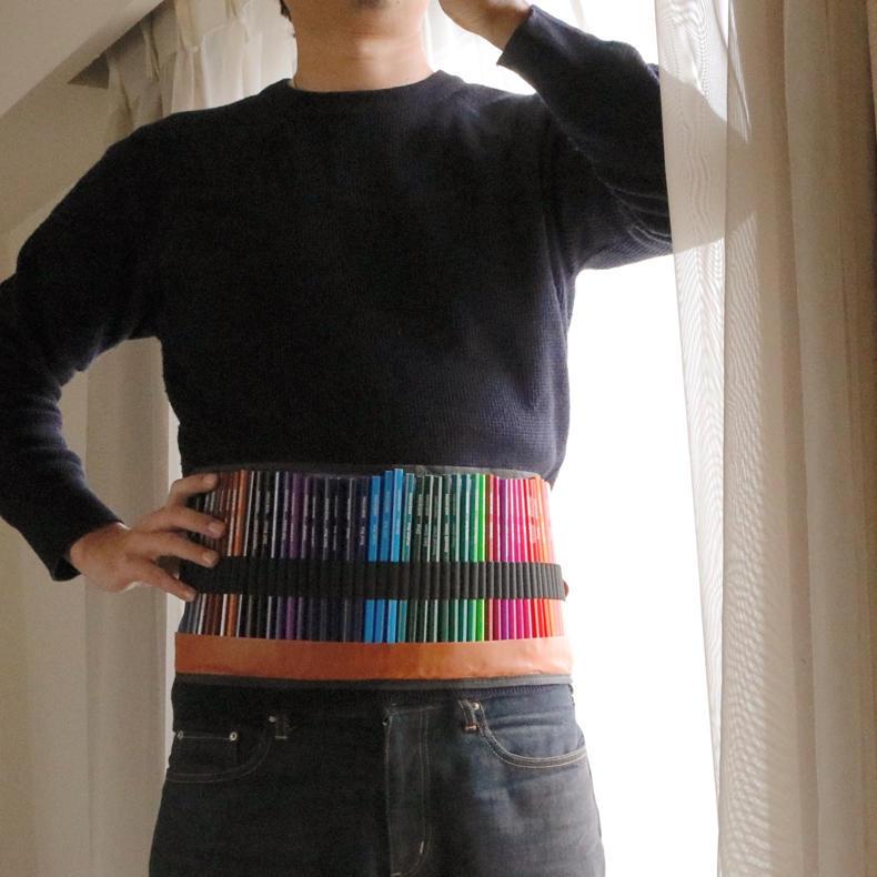 【AD】50色と72色の色鉛筆で合計122本!絵を描くのは楽しい_c0060143_00104935.jpg