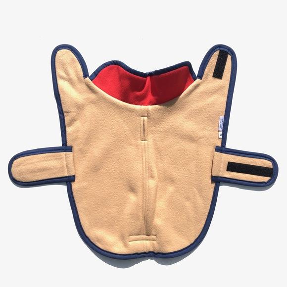 ILKARE Dog Jacket イルカレ ドッグジャケット マルチ_d0217958_14203964.jpg
