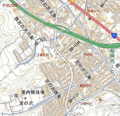 西宮の沢三川を歩く(1)_f0078286_09592928.jpg
