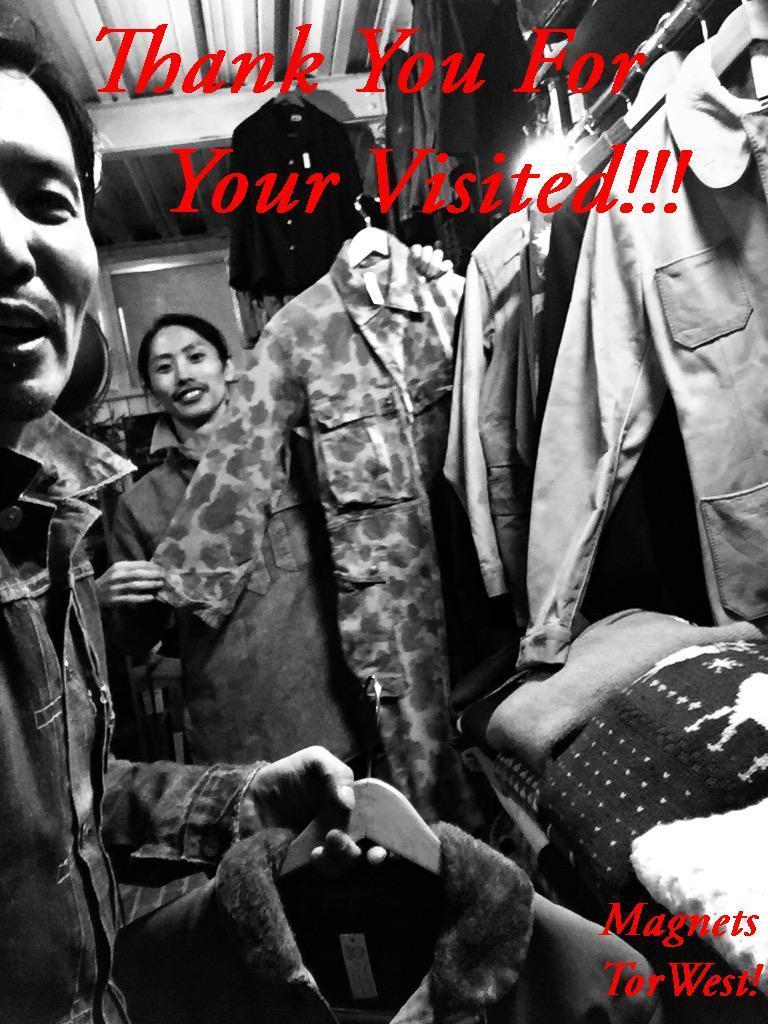 今年最後の神戸店ヴィンテージ入荷にご来店くださいました皆様!ありがとうございました!_c0078587_23303153.jpg