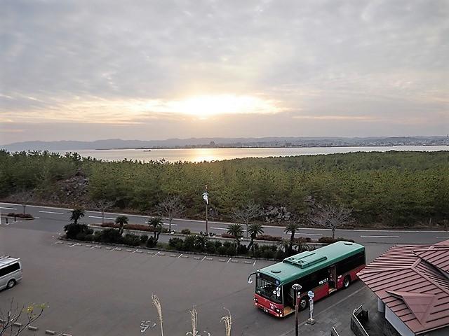 鹿児島の旅@NHK大河ドラマ西郷どんを終了日曜日が寂しい、鹿児島を旅行城山と桜島の間に錦江湾、それは神様からの贈り物だ_d0181492_23351444.jpg