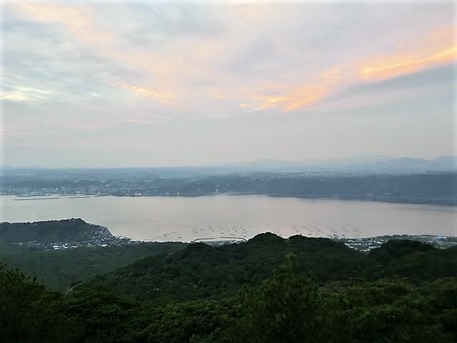 鹿児島の旅@NHK大河ドラマ西郷どんを終了日曜日が寂しい、鹿児島を旅行城山と桜島の間に錦江湾、それは神様からの贈り物だ_d0181492_23362961.jpg