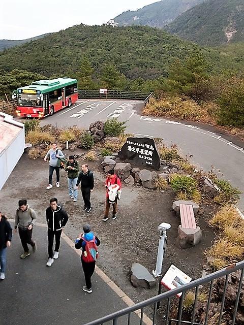 鹿児島の旅@NHK大河ドラマ西郷どんを終了日曜日が寂しい、鹿児島を旅行城山と桜島の間に錦江湾、それは神様からの贈り物だ_d0181492_23364605.jpg