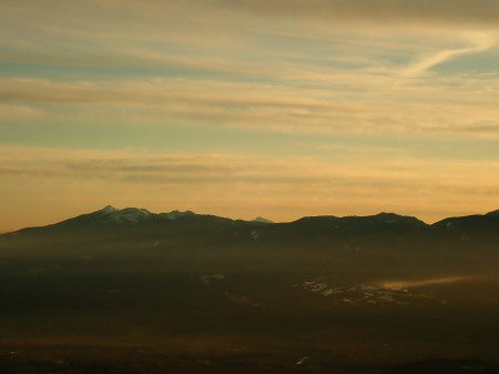 高峰高原の夕暮れ_e0120896_06412128.jpg