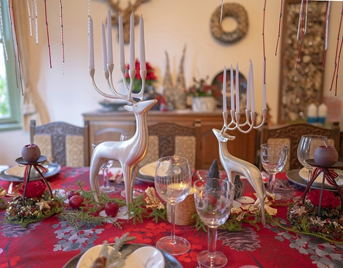 山手西洋館・世界のクリスマス2018・ブラフ18番館_b0145398_23542105.jpg
