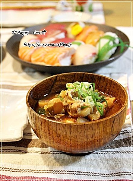 2018お弁当まとめ1月~4月と豚汁♪_f0348032_19365391.jpg