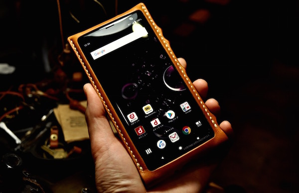 Xperia leather leather case_b0172633_20032263.jpg
