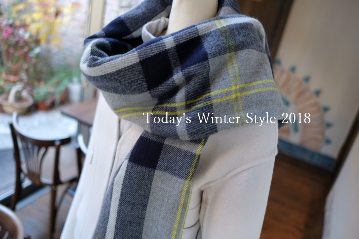 """""""Today\'s Winter Style 2018...12/27thu\""""_d0153941_15472967.jpg"""