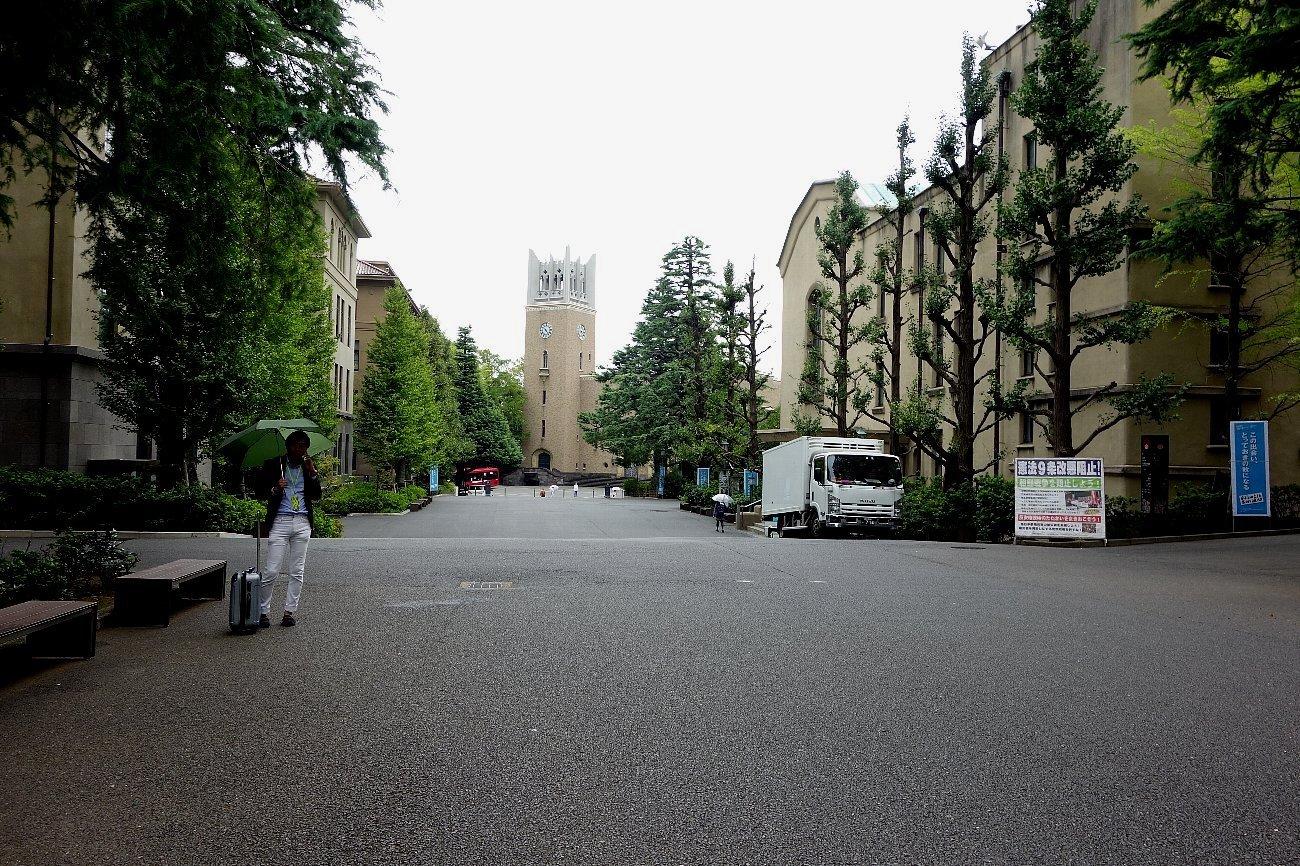 早稲田大学 早稲田キャンパス_c0112559_08181360.jpg