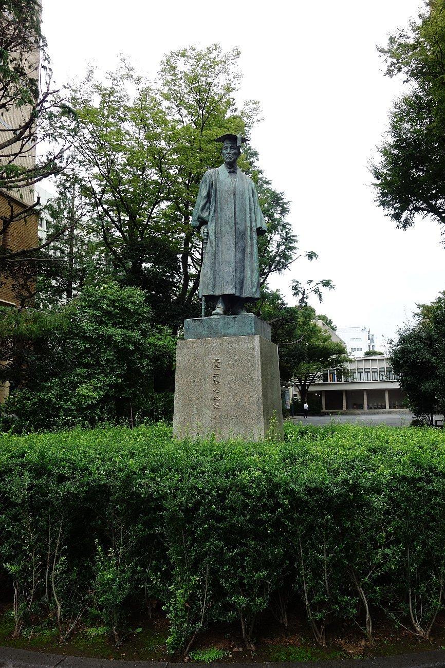 早稲田大学 早稲田キャンパス_c0112559_08192441.jpg