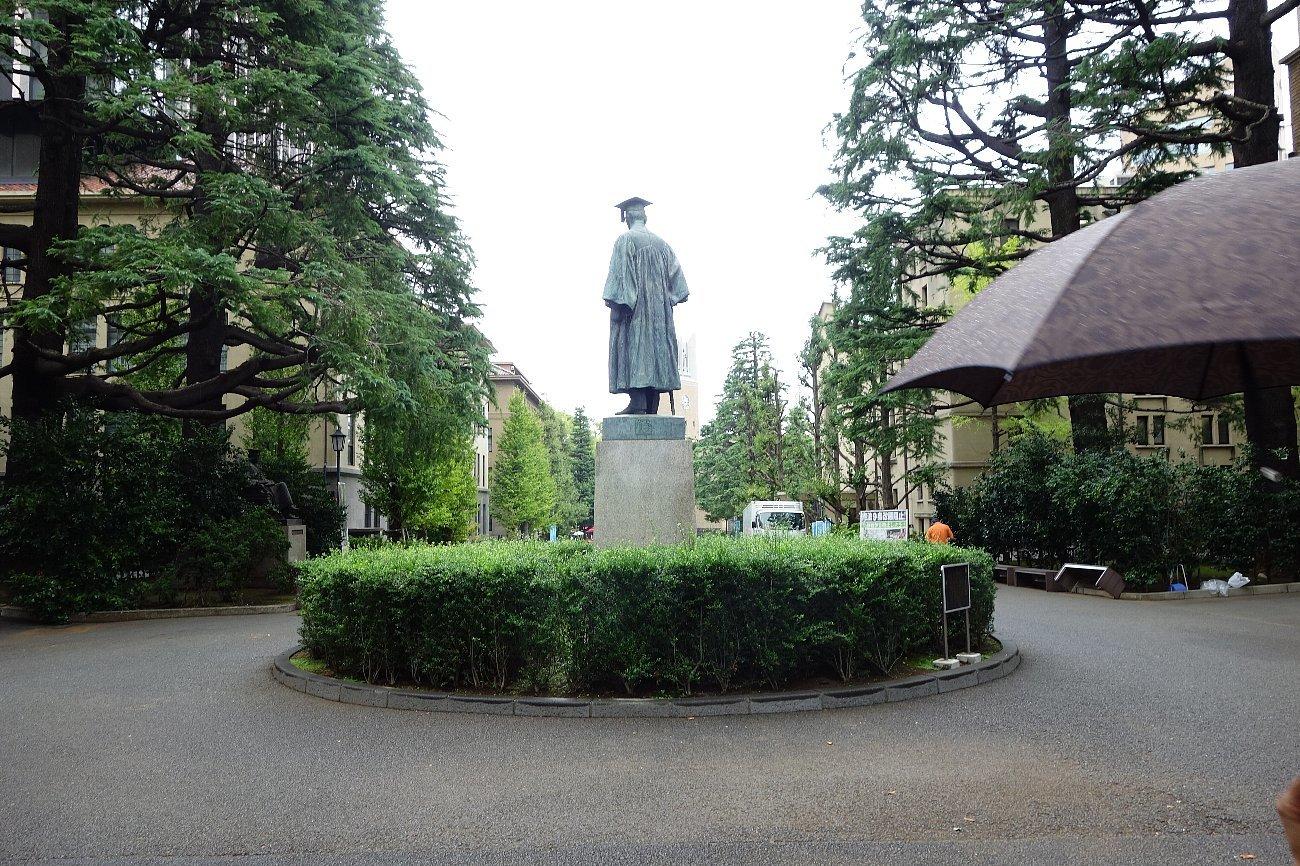 早稲田大学 早稲田キャンパス_c0112559_08201739.jpg