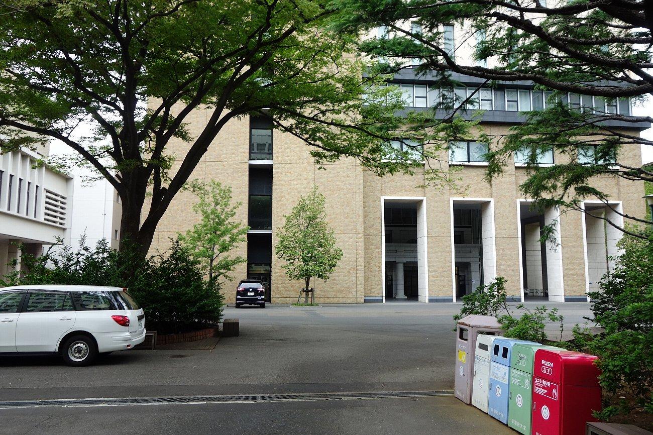 早稲田大学 早稲田キャンパス_c0112559_08221968.jpg