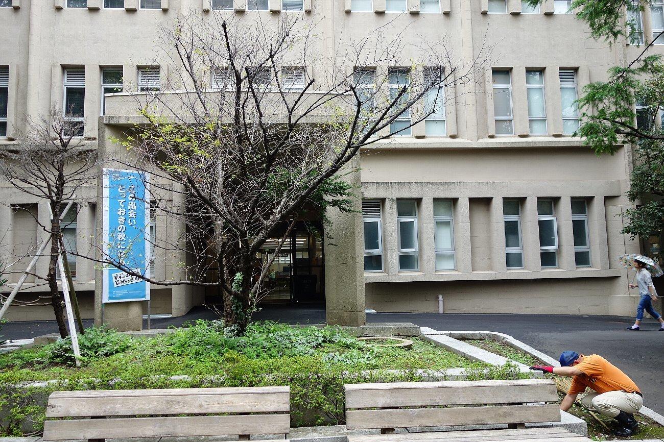 早稲田大学 早稲田キャンパス_c0112559_08223823.jpg