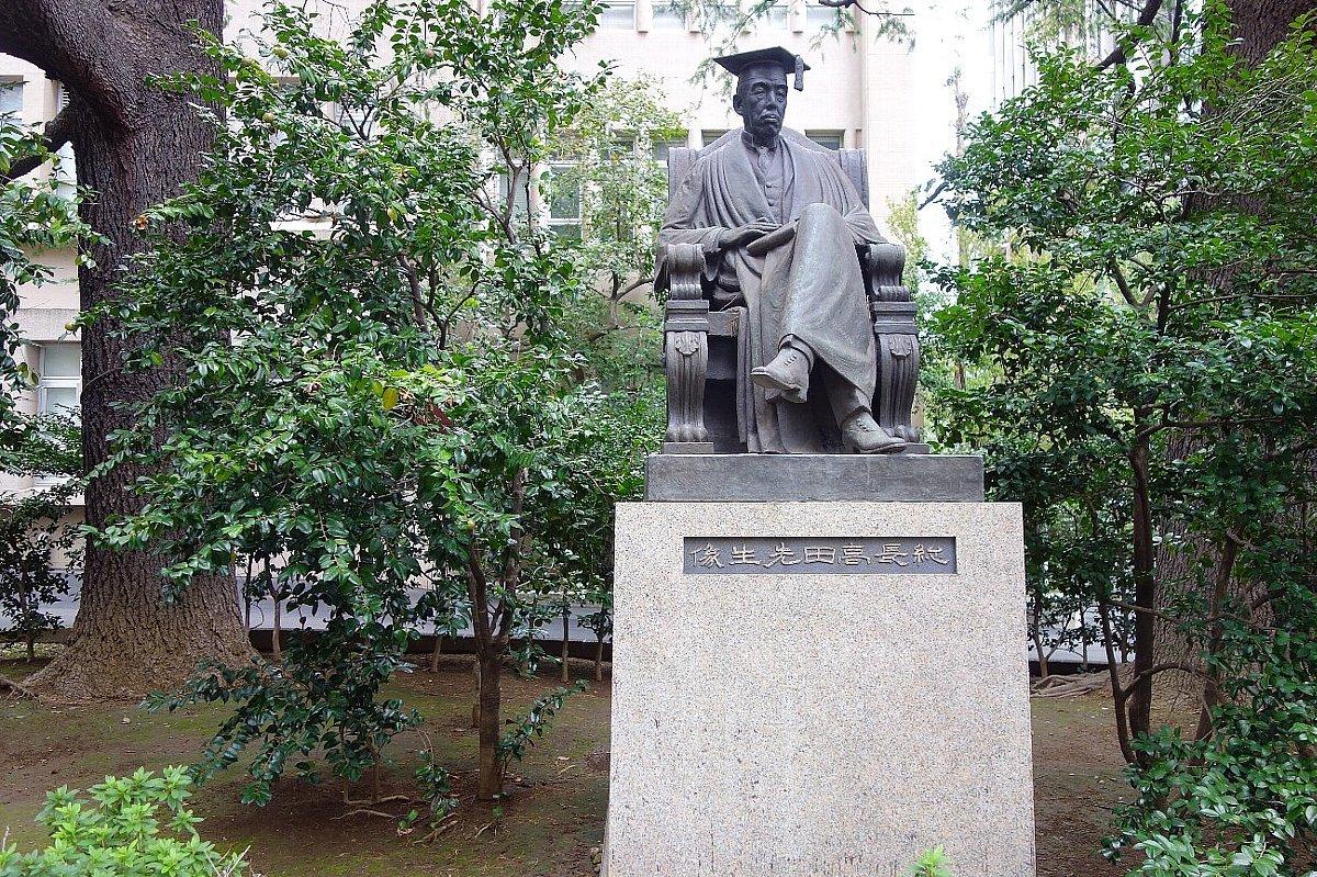 早稲田大学 早稲田キャンパス_c0112559_08263743.jpg