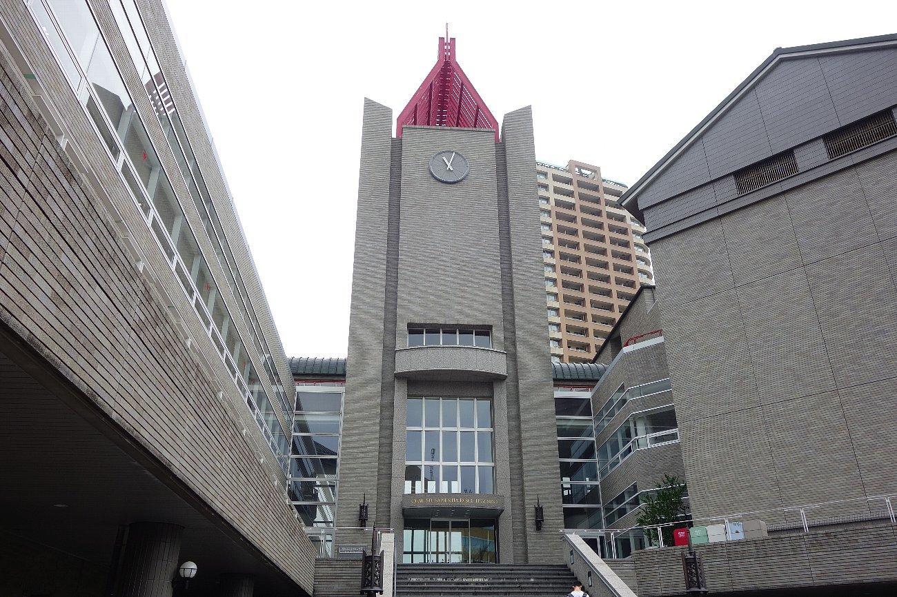 早稲田大学 早稲田キャンパス_c0112559_08284302.jpg