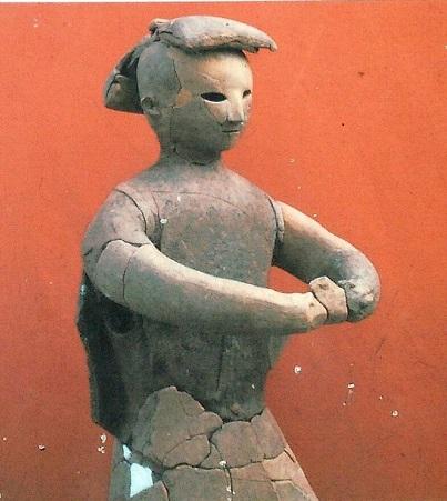 小正西古墳 飯塚市 6世紀後半 美人巫女 円墳 二つの石室 _c0222861_20125473.jpg