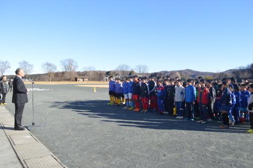 至福のサッカー教室。_d0101562_16002570.jpg