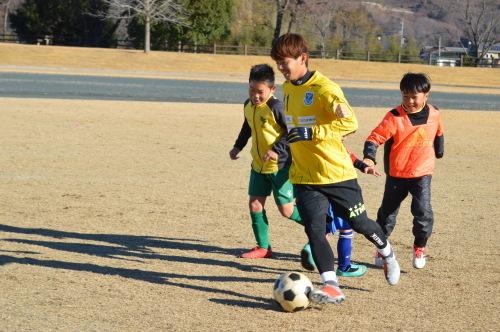 至福のサッカー教室。_d0101562_16004011.jpg