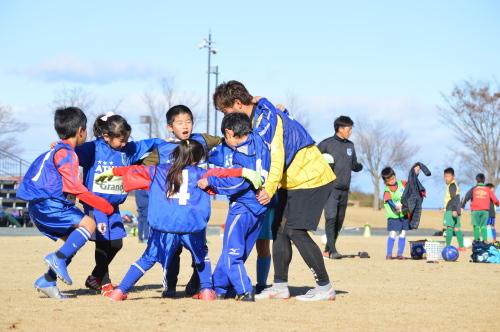 至福のサッカー教室。_d0101562_16012466.jpg