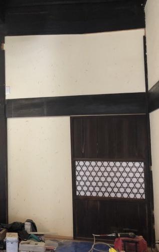 里山で古民家 現場泊_a0148909_09541398.jpg