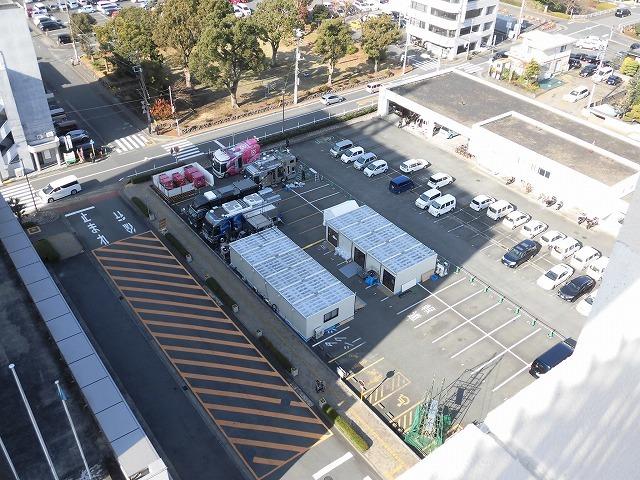 今年の交通整理ボランティアは「いただきへのはじまり」の和田町交差点 近づく富士山女子駅伝_f0141310_08030746.jpg