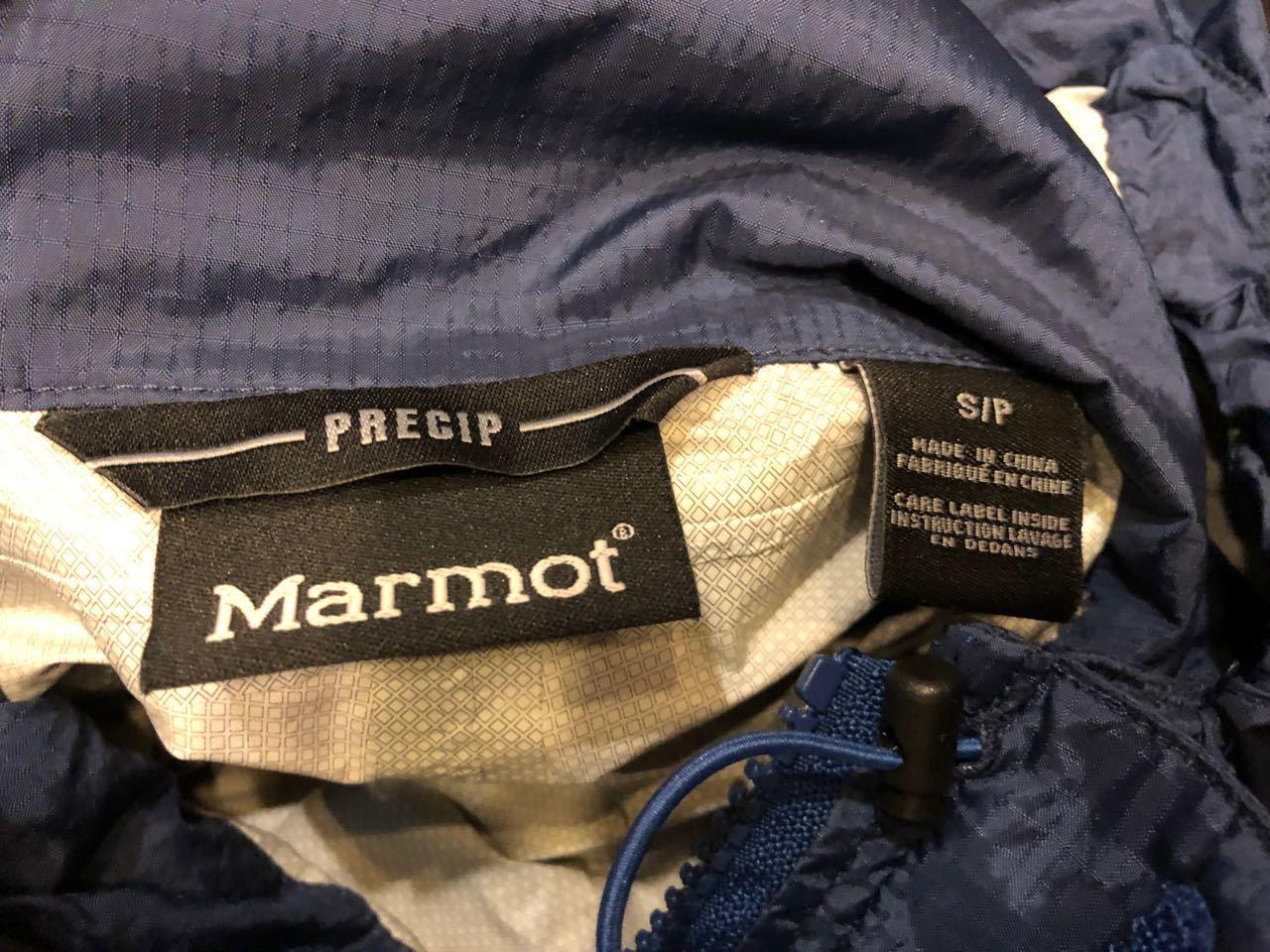 12/29(土)入荷! MARMOT マーモット PRECIP プレシップ 防水ジャケット! _c0144020_18515937.jpg