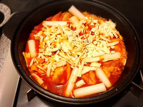 鶏バル×チーズタッカルビ 肉屋の三國_e0292546_00223727.jpg