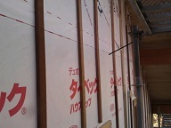 那須平和郷でのティンバーフレームプロジェクト14_d0059949_19582520.jpg