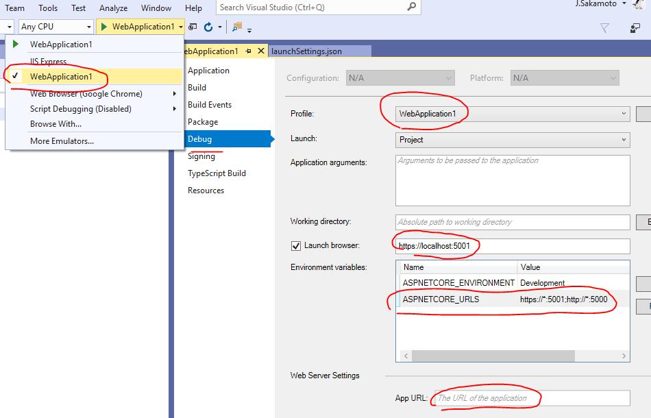 ASP.NET Core Web アプリの開発中、開発機の外から接続できるようにする_d0079457_22243549.png