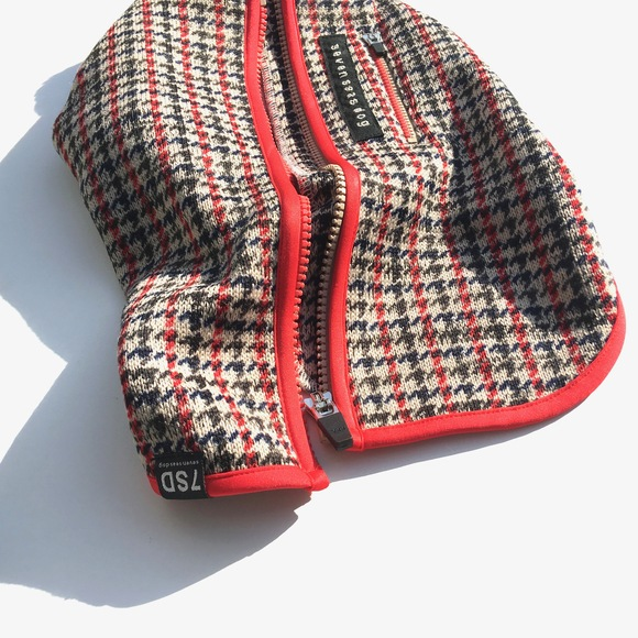 seven seas dog raising fleece  jacket 超起毛 フリース ドッグジャケット_d0217958_209374.jpg
