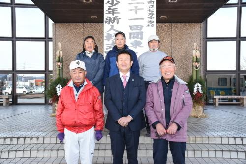 素晴らしい門松_d0101562_11012737.jpg