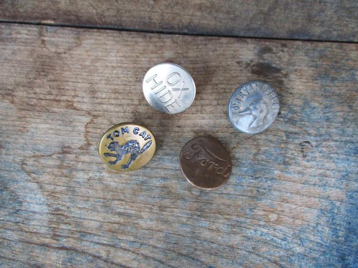Vintage Antique WORKMANS Change Button _e0187362_11563018.jpg
