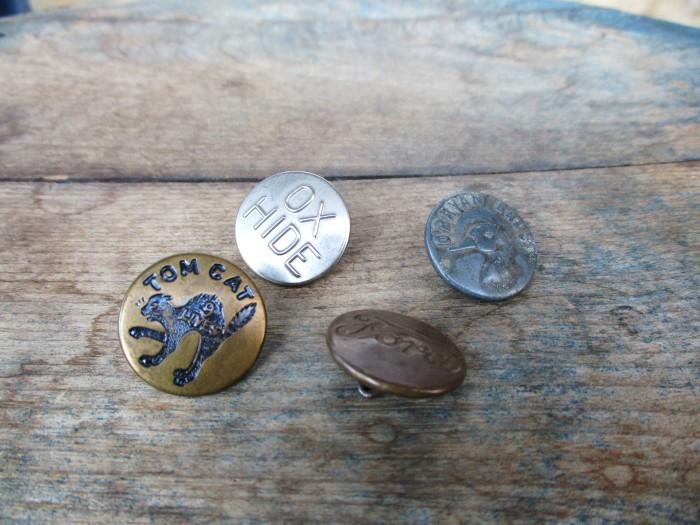 Vintage Antique WORKMANS Change Button _e0187362_11565639.jpg
