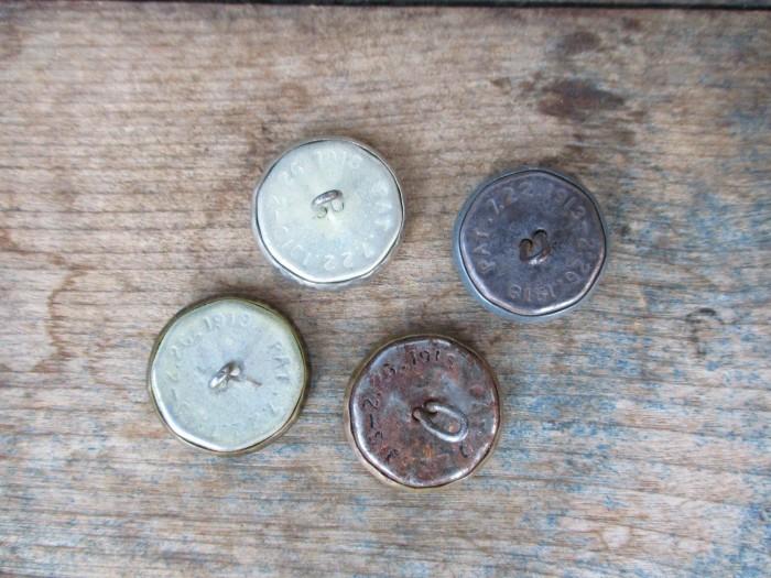 Vintage Antique WORKMANS Change Button _e0187362_11571653.jpg