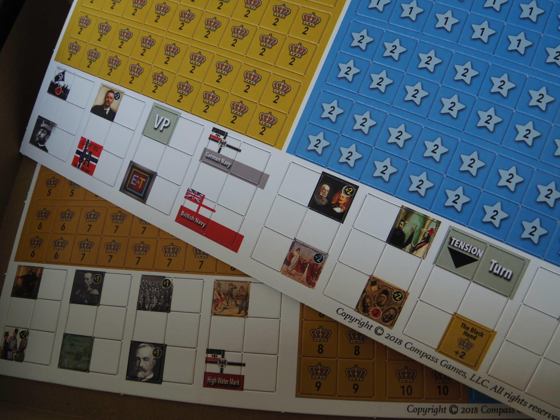 (Compass)Europe In Turmoil: Prelude To The Great War...かつてのウォーゲーム・ブーム期を上回る勢いで続々と出版される最新ゲームたち①_b0173672_22161352.jpg