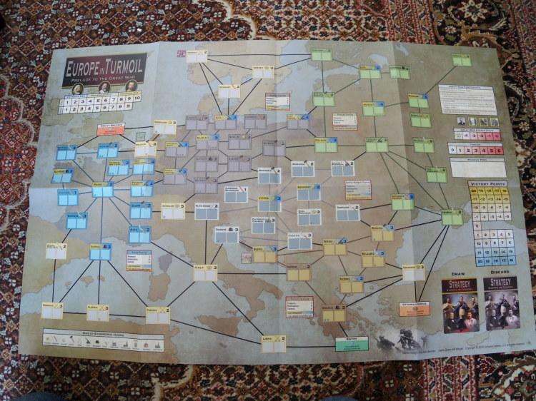 (Compass)Europe In Turmoil: Prelude To The Great War...かつてのウォーゲーム・ブーム期を上回る勢いで続々と出版される最新ゲームたち①_b0173672_22161389.jpg