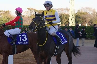 ホープフルSは、良血馬サートゥルナーリアが人気に応え無傷の3連勝でGI初制覇_b0015386_23314551.jpg