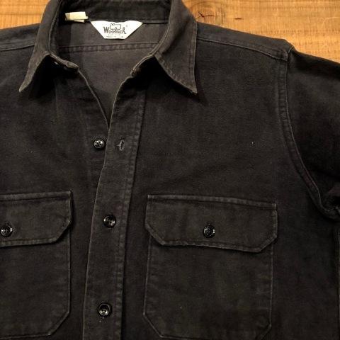 "1940s \"" U.S NAVAL CLOTHING FACTORY \"" - ALL Melton WOOL - Vintage 10 BUTTON P-COAT ._d0172088_18344376.jpg"
