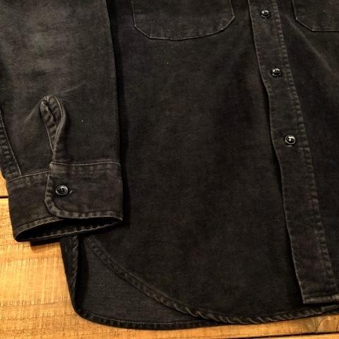 "1940s \"" U.S NAVAL CLOTHING FACTORY \"" - ALL Melton WOOL - Vintage 10 BUTTON P-COAT ._d0172088_18402323.jpg"