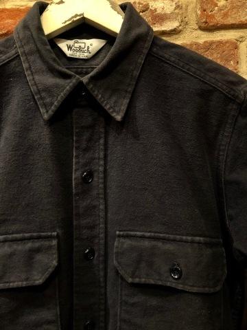 "1940s \"" U.S NAVAL CLOTHING FACTORY \"" - ALL Melton WOOL - Vintage 10 BUTTON P-COAT ._d0172088_18464914.jpg"