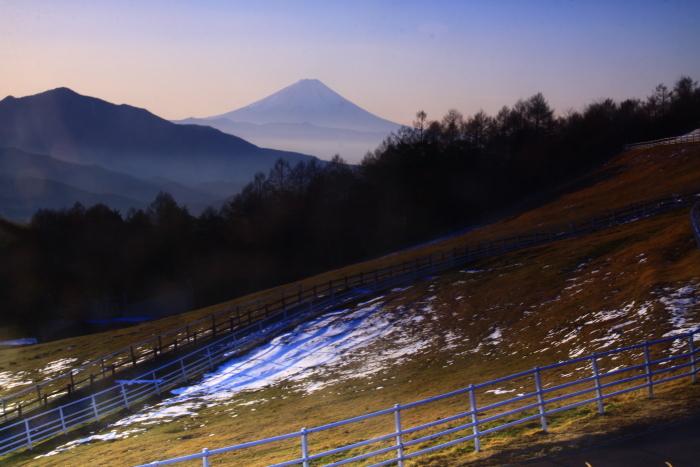 30年12月の富士(18)八ヶ岳山麓の富士_e0344396_20404422.jpg