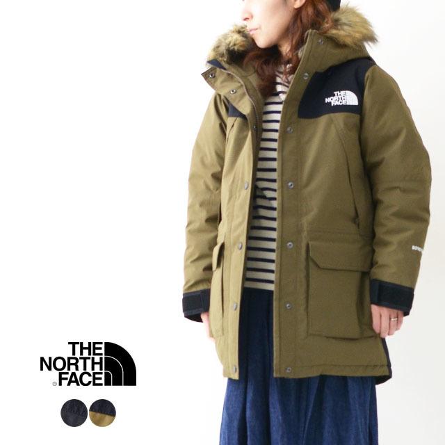 THE NORTH FACE [ザ ノースフェイス正規代理店] Mountain Down Coat [NDW91835] マウンテンダウンコート・LADY\'S_f0051306_16445536.jpg