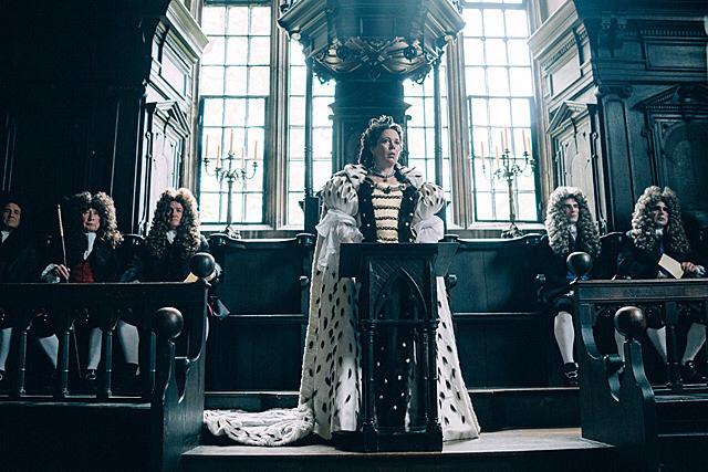 「女王陛下のお気に入り」第31回東京国際映画祭_c0118119_00155209.jpg