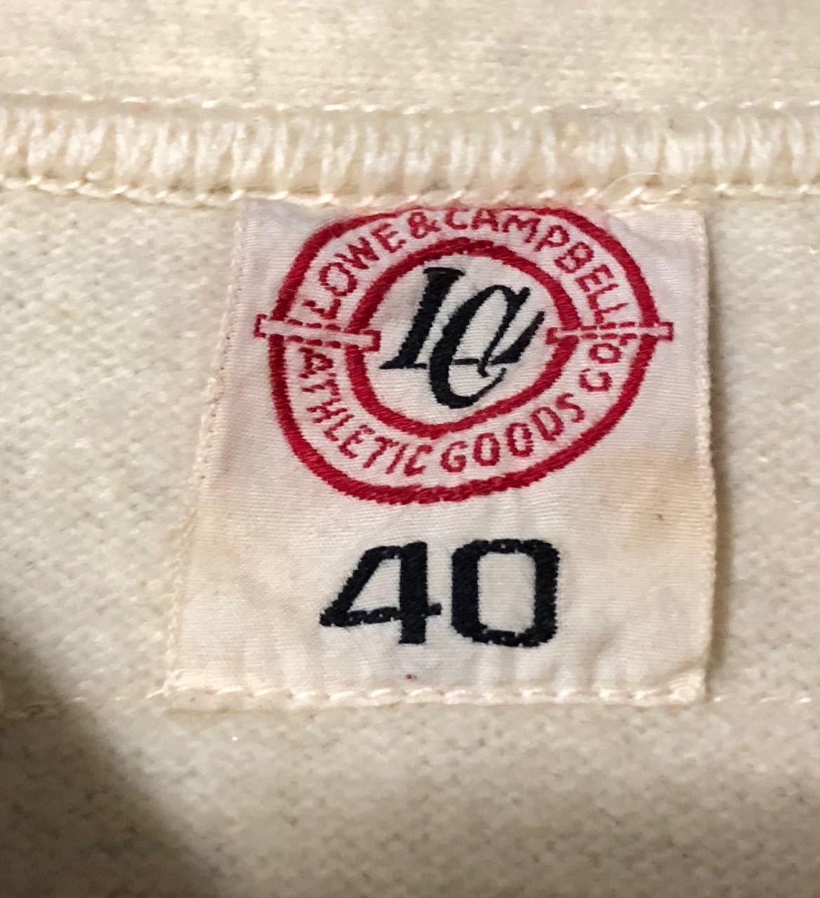 1/2 新春入荷! 30s〜LOWE&CAMPBELL A-1タイプ ツートン Wool Sports Jacket!_c0144020_13081138.jpg