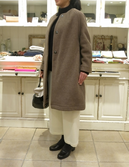 London Tradition のコートです。_c0227633_12364072.jpg