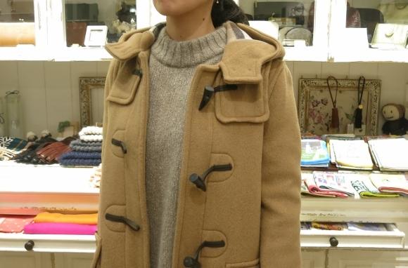 London Tradition のコートです。_c0227633_12384534.jpg