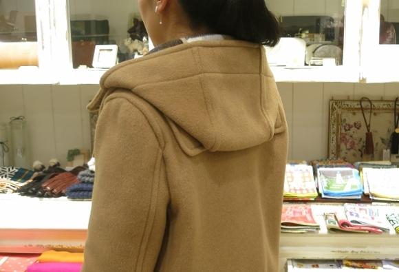 London Tradition のコートです。_c0227633_12393895.jpg